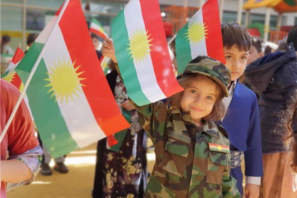 Happy Kurdish Flag day