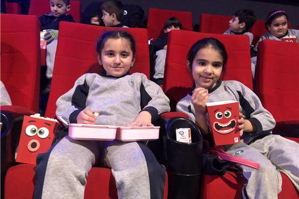 Cinema trip grade 2