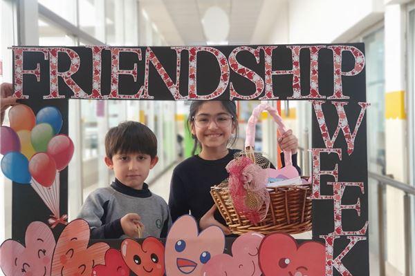 Friendship week 2020