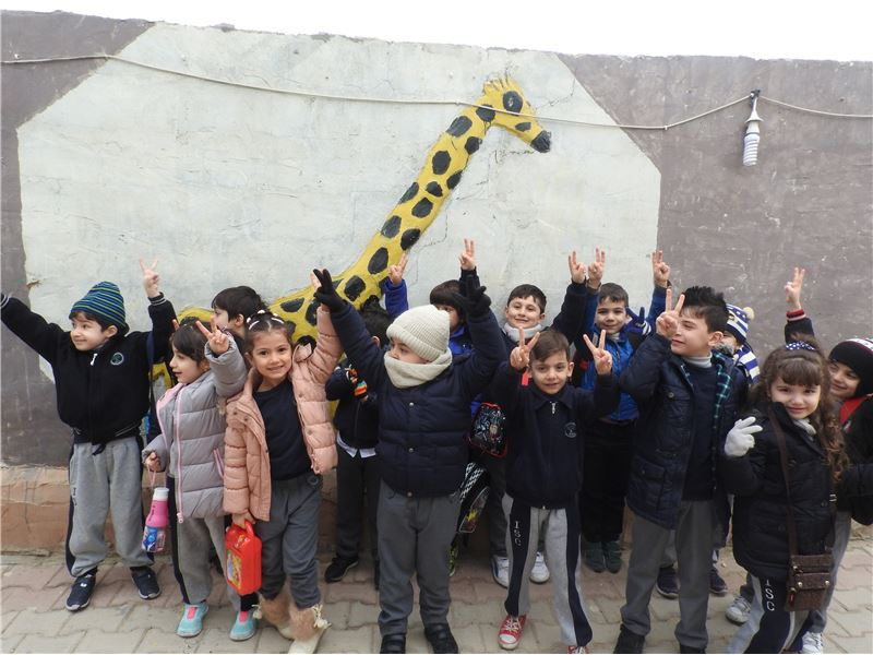Zoo Trip Grade 1