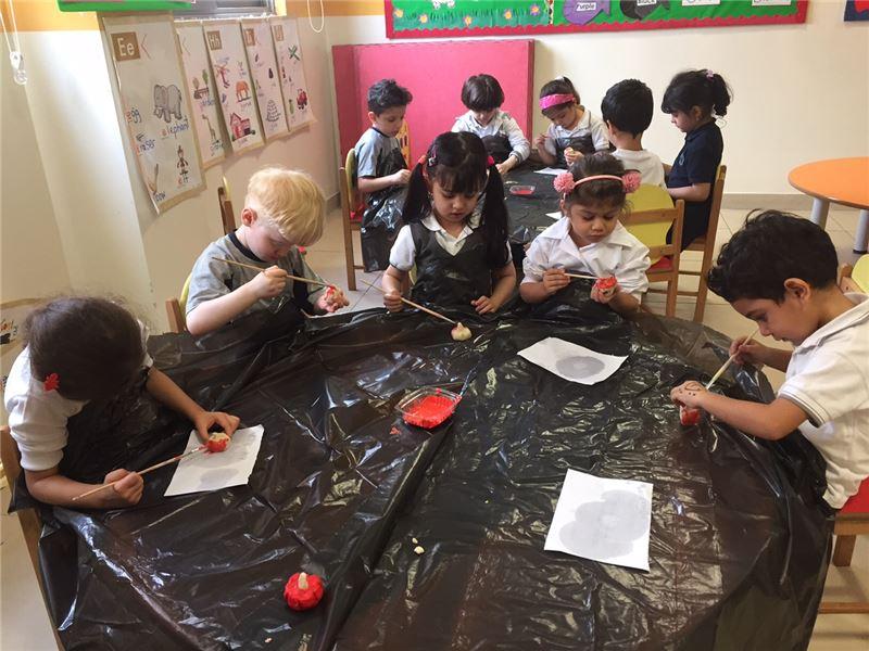 Clay Pumpkin Arts&Crafts KG2E