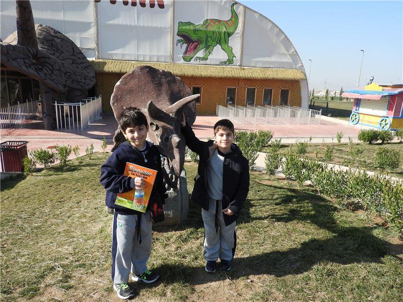Dinosaur Park GR3