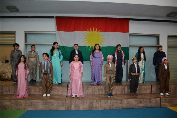 Kurdish Clothes Day