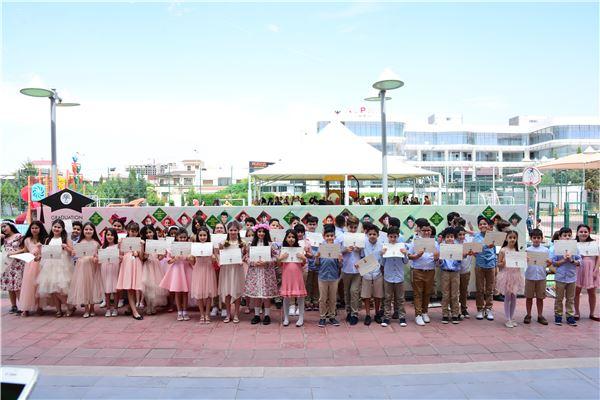 Grade 4 Graduation